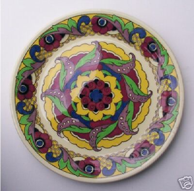 "Royal Doulton 10"" plate, D5106"