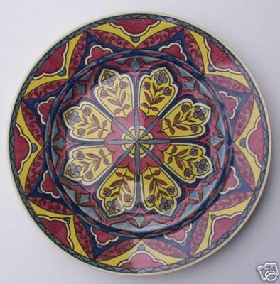 """Royal Doulton 10"""" plate, D5294 (B)"""