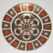 Royal Crown Derby Imari plate, large
