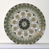 Royal Doulton Cyprus porcelain plate, D1268