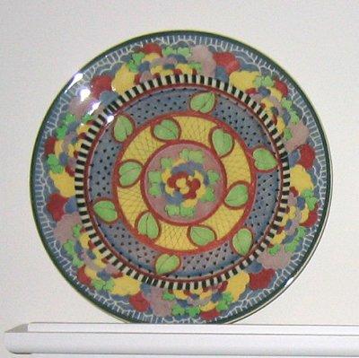 Royal Doulton porcelain plate, D5437
