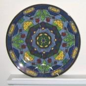 Royal Doulton porcelain plate, D4649