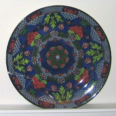Royal Doulton porcelain plate, D4551