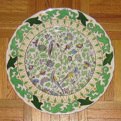 Royal Doulton Persian chintz plate  sc 1 st  Ron Rothman & Antique Plates: royal_doulton_plate_14_persian