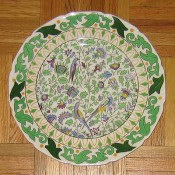 Royal Doulton Persian chintz plate