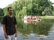 ridiculous Swan boat