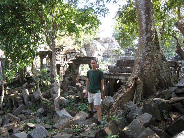 "Beng Mealea, a true ""Jungle Temple"" (for now)"