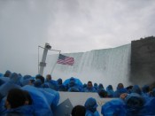 Aboard the Maid of the Mist
