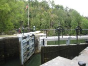 Locks on Rideau Canal