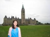 Ottawa - Parliament Building, Central Block