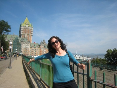 Carefree in Quebec