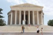 The Jefferson Memorial
