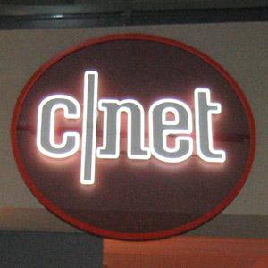 CNET neon, San Francisco