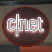 CNET neon, San Francisco