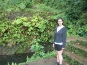 at Ti Tou Gorge