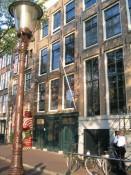Anna Frank Haus (Anne Frank House)