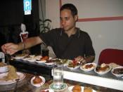 indonesian rijsttafel (rice table)