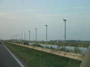 more modern windmills
