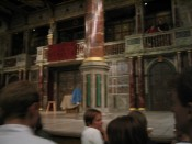 Shakespeare's Globe Theatre (The Taming of the Shrew)