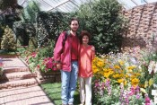 Mother's Day 2002, Duke Gardens, Somerville, NJ