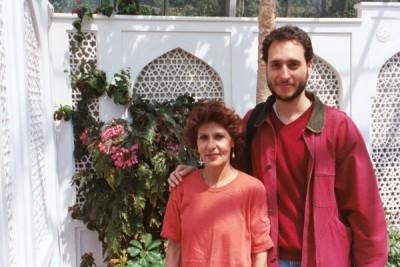 Mother's Day 2002, Duke Gardens