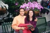 orchid show, New York Botanical Garden