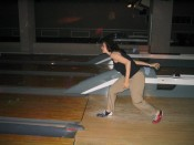 bowling.  the candlepin kind.