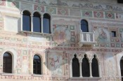 More frescoes in Spilimbergo.