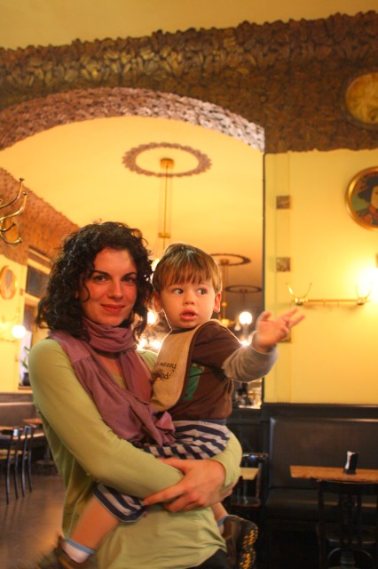 Cafe San Marco, Trieste