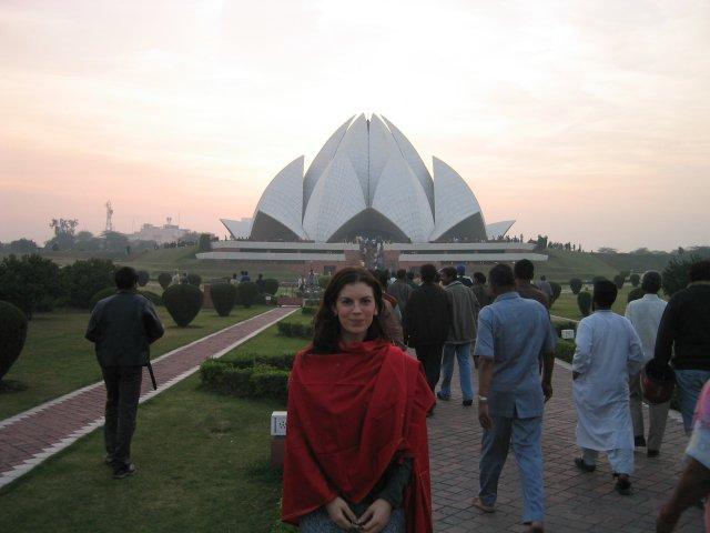 Baha'i Lotus Temple, Delhi