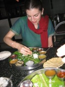 yummy pure veg thali in Theni