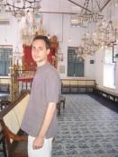 Pardesi Synagogue, Cochin, Kerala