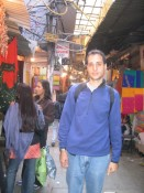 back alleys of Chandni Chowk