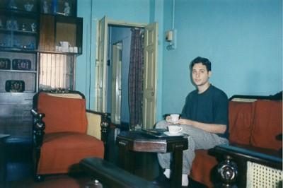 chai in Calcutta