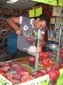 ubiquitous pomagranate juice