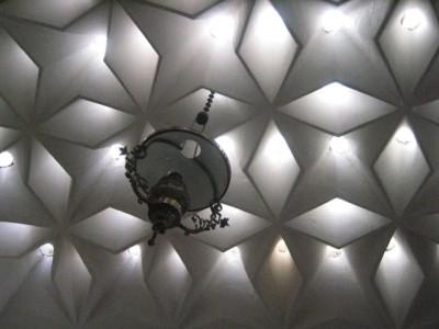 hamam ceiling