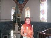our favorite mosque, Çinili Camii