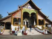 Wat Jom Khao Manilat
