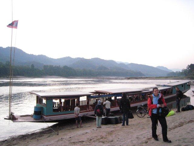 Ban Xang Hai dropoff