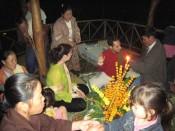 the Baci ceremony