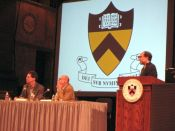 panel Q&A: Bob Langert (of McDonald's!) and Michael Pollan