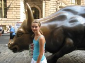 Haley in NYC II