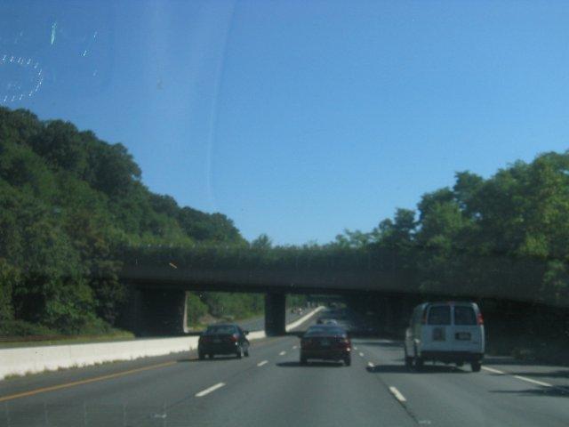 I-78 deer overpass