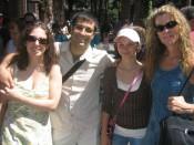 fellow tourists