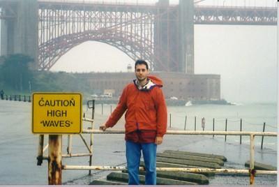 Golden Gate hazard
