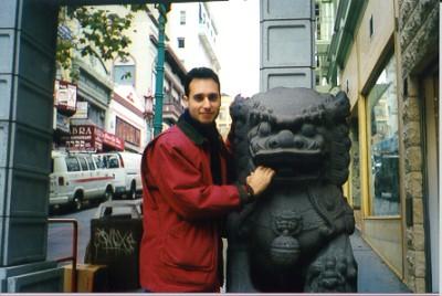 Chinatown hazard