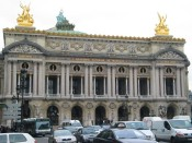 Palais Garnier - the Paris Opera House