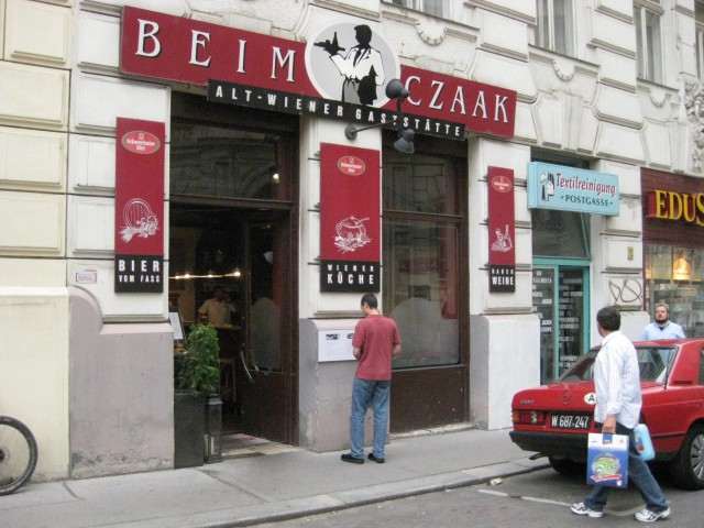 Best wienerschnitzel we found in Vienna