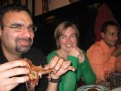 Highlight for Album: My Restaurant Week, October 2005