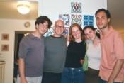 Ron's Birthday Party, 2002